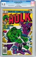 Modern Age (1980-Present):Superhero, The Incredible Hulk #235, 265, and 317 CGC-Graded Group (Marvel,1979-86) Condition: CGC NM/MT 9.8.... (Total: 3 Comic Books)
