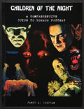 """Movie Posters:Horror, Children of the Night by James A. Gresham (Gresham, 2007). Hardcover Book (2nd Edition) (294 Pages, 8.75"""" X 11.25""""). Horror...."""