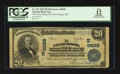 National Bank Notes:Maryland, Clear Spring, MD - $20 1902 Plain Back Fr. 653 The Clear Spring NBCh. # (E)9699. ...