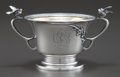 Silver Holloware, American:Cups, A TIFFANY & CO. SILVER TWO-HANDLED CUP . Tiffany & Co., NewYork, New York, circa 1870-1875. Marks: TIFFANY & CO.,STERLIN...
