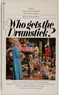 Books:Biography & Memoir, Helen Beardsley. INSCRIBED TO JACK CORDES FROM ACTOR HENRY FONDA.Who Gets the Drumstick? [Yours, Mine and Ours]. New York: ...