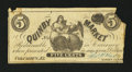 Obsoletes By State:Kentucky, Columbus, KY - Quinby Market 5¢ Hughes 136. ...