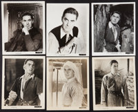 """Tyrone Power in The Black Rose (20th Century Fox, 1950). Photos (32) (8"""" X 10""""). Adventure. ... (Total: 32 Ite..."""
