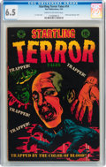 Golden Age (1938-1955):Horror, Startling Terror Tales #14 (Star Publications, 1953) CGC FN+ 6.5Cream to off-white pages....