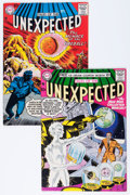 Silver Age (1956-1969):Horror, Tales of the Unexpected #18 and 19 Group (DC, 1957) Condition:Average FN+.... (Total: 2 Comic Books)