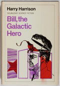 Books:Science Fiction & Fantasy, Harry Harrison. Bill, the Galactic Hero. Garden City: Doubleday, 1965. First edition. Publisher's binding, dust jack...