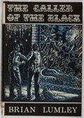 Books:Horror & Supernatural, Brian Lumley. The Caller of the Black. Sauk City: ArkhamHouse, 1971. First edition, one of 3,500 copies printed. Pu...