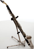 Musical Instruments:Horns & Wind Instruments, LeBlanc Black Alto Clarinet, Serial # 2936. ...