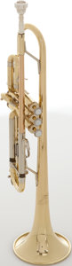 Musical Instruments:Horns & Wind Instruments, Bach Soloist Brass Trumpet, Serial # BK27408025....