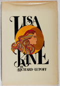 Books:Horror & Supernatural, Richard Lupoff. Lisa Kane. Indianapolis: Bobbs-Merrill, [1976]. First edition. Publisher's binding, dust jacket. Jac...