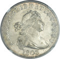 Early Half Dollars, 1803 50C Large 3, Small Reverse Stars MS62+ NGC. O-101, R.3....