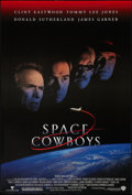 """Movie Posters:Adventure, Space Cowboys (Warner Brothers, 2000). One Sheets (2) (27"""" X 40"""")DS Regular and Advance Style. Adventure.. ... (Total: 2 Items)"""