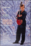 "Movie Posters:Rock and Roll, Bring on the Night (Samuel Goldwyn, 1985). One Sheet (27"" X 40"").Rock and Roll.. ..."