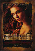 "Movie Posters:Adventure, Pirates of the Caribbean: The Curse Of The Black Pearl (BuenaVista, 2003). Special Window Display Poster (18"" X 27"") DS. Ad..."