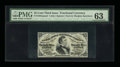 Fractional Currency:Third Issue, Fr. 1294sp 25c Third Issue PMG Choice Uncirculated 63....
