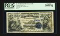 National Bank Notes:Colorado, Trinidad, CO - $100 1882 Date Back Fr. 568 The First NB Ch. #(W)2300. ...