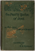 Books:Children's Books, Francis Hodgson Burnett. The Pretty Sister of Jose. NewYork: Scribner's, 1889. First edition. Illustrated. Octavo. ...