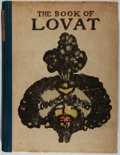 Books:Biography & Memoir, Haldane Macfall. The Book of Lovat Claud Fraser. London:Dent, 1923. First trade edition. Quarto. Illustrated. Publi...