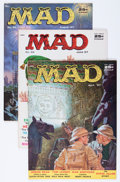 Magazines:Mad, Mad #32-35 Group (EC, 1957).... (Total: 4 Comic Books)