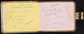 Baseball Collectibles:Others, 1959 New York Yankees Team Signed Autograph Book. ...