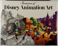 Books:Art & Architecture, [Walt Disney Studios]. SIGNED. Treasure of Disney Animation Art. New York: Abbeville, [1982]. First edition. Signe...
