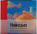 Books:Art & Architecture, [Walt Disney Studios]. Stephen Rebello and Jane Healey. The Art of Hercules. New York: Hyperion, [1997]. First e...