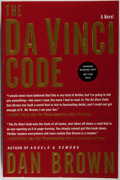 Books:Mystery & Detective Fiction, Dan Brown. The Da Vinci Code. Doubleday, 2003. Advancereading copy. Fine in publisher's wrappers....