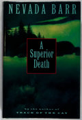 Books:Mystery & Detective Fiction, Nevada Barr. SIGNED. A Superior Death. Putnam, 1994. Firstedition, first printing. Signed by the author. Fine....