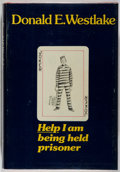 Books:Mystery & Detective Fiction, Donald E. Westlake. SIGNED. Help I Am Being Held Prisoner.Evans, 1974. First edition, first printing. Signed ...