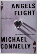 Books:Mystery & Detective Fiction, Michael Connelly. SIGNED. Angels Flight. Little, Brown,1999. First edition, first printing. Signed by the author....