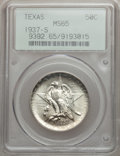 Commemorative Silver: , 1937-S 50C Texas MS65 PCGS. PCGS Population (618/519). NGC Census:(436/542). Mintage: 6,637. Numismedia Wsl. Price for pro...