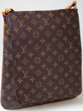 Luxury Accessories:Bags, Heritage Vintage: Louis Vuitton Classic Monogram Musette Salsa Bag....