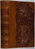 Books:Fine Bindings & Library Sets, Francis H. Underwood. A Hand-Book of English Literature: British Authors. Lee and Shepard, 1873. Gift inscription. M...