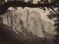 Photographs:20th Century, ALVIN LANGDON COBURN (British, 1882-1966). Three Brothers,Yosemite, 1911. Platinum print. 12 x 16 inches (30.5 x 40.6c...
