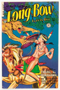 Golden Age (1938-1955):Western, Long Bow #4 Mile High pedigree (Fiction House, 1952) Condition: VF....