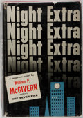 Books:Mystery & Detective Fiction, William P. McGivern. Night Extra. New York: Dodd, Mead, [1957]. First edition....