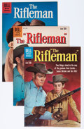 Silver Age (1956-1969):Western, The Rifleman File Copies Group (Dell, 1960-62) Condition: AverageVF/NM.... (Total: 6 Comic Books)
