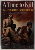 Books:Mystery & Detective Fiction, Geoffrey Household. A Time to Kill. Boston: Little, Brown,1951. First edition....