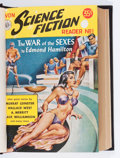 Pulps:Science Fiction, Avon Fantasy/Science Fiction Reader Bound Volume (Avon,1947-52).... (Total: 3 Items)