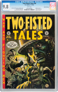 Golden Age (1938-1955):Adventure, Two-Fisted Tales #30 Gaines File pedigree 2/11 (EC, 1952) CGC NM/MT 9.8 White pages....
