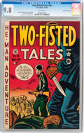 Golden Age (1938-1955):War, Two-Fisted Tales #20 Gaines File pedigree 2/9 (EC, 1951) CGC NM/MT 9.8 White pages....