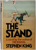 Books:Horror & Supernatural, Stephen King. INSCRIBED BY STEPHEN KING. The Stand. GardenCity: Doubleday, [1978]. Book Club Edition....