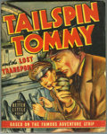Platinum Age (1897-1937):Miscellaneous, Big Little Book #1413 Tailspin Tommy (Whitman, 1940) Condition:FN/VF....
