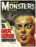 Magazines:Horror, Famous Monsters of Filmland #17 (Warren, 1962) Condition: VG/FN....