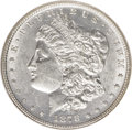 Morgan Dollars: , 1878 7/8TF $1 Strong AU58 NGC. VAM-38.NGC Census: (27/2510). PCGSPopulation (40/4217). Mintage: 544,000. Numismedia Wsl. P...