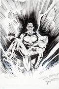 Original Comic Art:Covers, Tony Daniel and Jonathan Glapion Flash: The Fastest ManAlive #13A Cover Original Art (DC, 2007)....