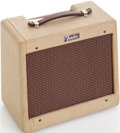 Musical Instruments:Amplifiers, PA, & Effects, 1958 Fender Champ Tweed Guitar Amplifier, Serial # C06321....