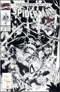 Original Comic Art:Covers, Todd McFarlane Spider-Man #8 Cover Original Art (Marvel, 1991)....