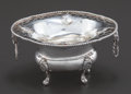 Silver Holloware, Continental:Holloware, A SWEDISH SILVER SWEET MEAT DISH . Maker unknown, Sweden, 1865.Marks: V (under crown), R (scepter) I, F, xxx.2...