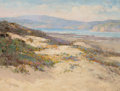 Fine Art - Painting, American:Other , WILLIAM FRANKLIN JACKSON (American, 1850-1936). Tamales Bay.Oil on canvas. 12 x 16 inches (30.5 x 40.6 cm). Signed lowe...
